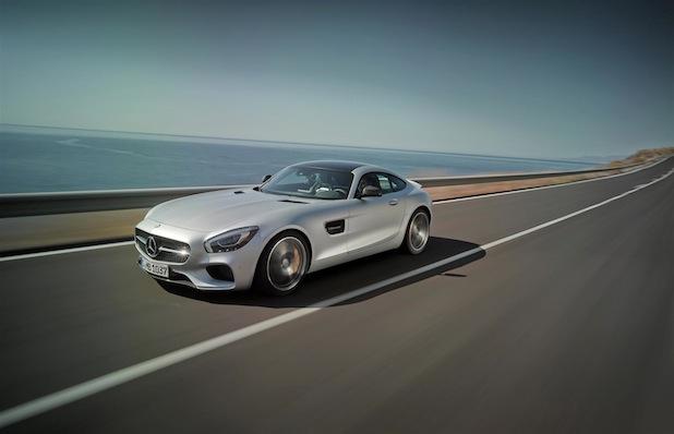 Bild von Mercedes-AMG C 63 und AMG GT stehen am Start