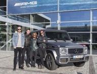 OneRepublic-Sänger Ryan Tedder wird Mercedes-Benz Markenbotschafter