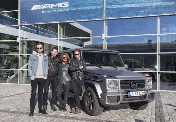 Photo of OneRepublic-Sänger Ryan Tedder wird Mercedes-Benz Markenbotschafter