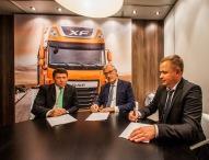 Kühllogistiker Monopoly aus St. Petersburg ordert 700 DAF-Lkw