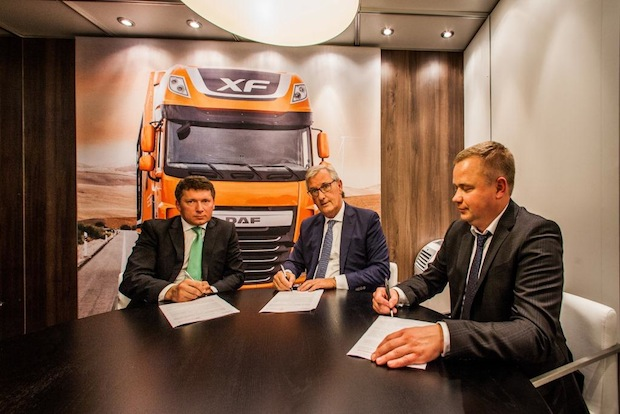 Photo of Kühllogistiker Monopoly aus St. Petersburg ordert 700 DAF-Lkw