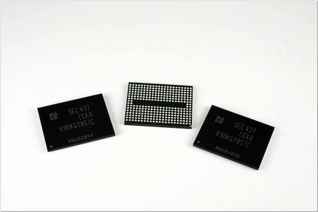 Photo of Samsung Electronics startet Massenproduktion