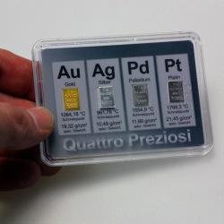 Bildquelle: www.scheideanstalt.de - Quattro Preziosi Elements