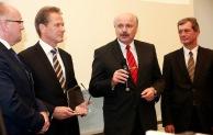 Bundeswehr und BWI für erfolgreichen IT-Betrieb ausgezeichnet