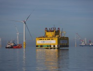 Umspannstation für EnBW Baltic 2 erfolgreich in Ostsee installiert