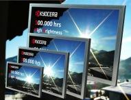 Kyocera erhöht die Lebensdauer seiner Displays auf 100.000 Stunden