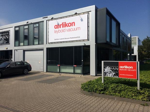 Foto:Oerlikon Leybold Vacuum GmbH