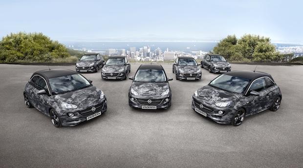 Photo of Versteigerung: limitierte Sonderedition Opel ADAM by Bryan Adams