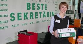 Rebecca Stache aus Hamburg ist die beste Sekretärin!