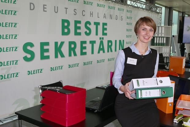 Photo of Rebecca Stache aus Hamburg ist die beste Sekretärin!