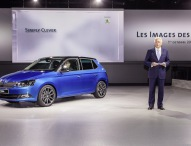 SKODA Fabia: Weltpremiere auf der Volkswagen Group Night