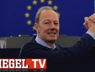 """""""Sonneborn rettet die EU"""" jetzt als Video-Kolumne bei Spiegel TV"""