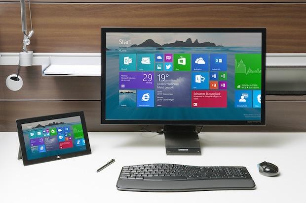 Photo of Ein halbes Jahr nach Windows XP Support-Ende: Nächster Halt Windows 8.1
