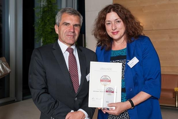 Photo of AIDA Cruises mit Deutschem Fairness-Preis 2014 ausgezeichnet