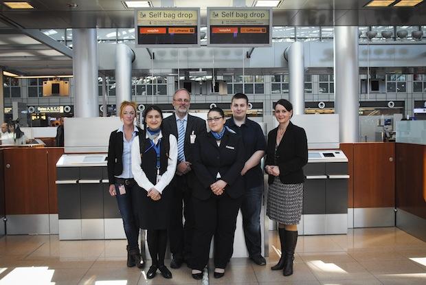 Photo of Hamburg Airport mit neuem Self-Service Angebot für Check-in