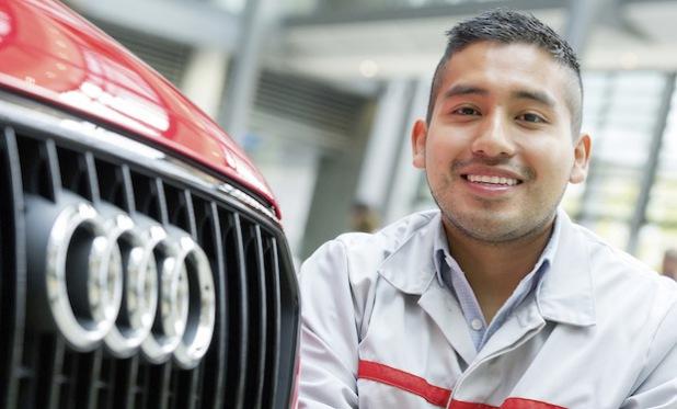 """Quellenangabe: """"obs/Audi AG/Manuel Escareño"""""""