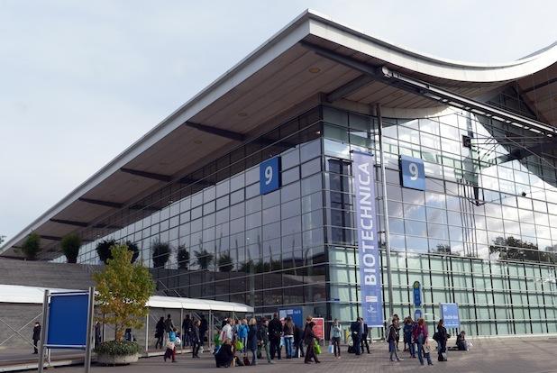 Bild von Zukunftsthema Biotechnologie: Zur Geschäftsanbahnung nach Hannover