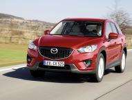 Mazda wächst weiter zweistellig