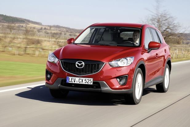 Bild von Mazda wächst weiter zweistellig