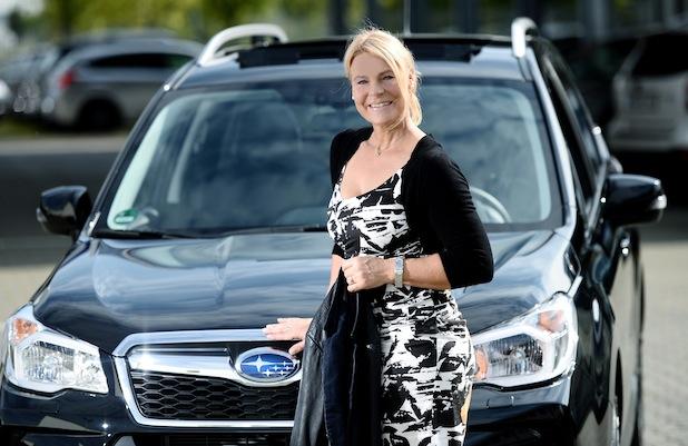Photo of Gunda Niemann-Stirnemann ist neue Subaru-Markenbotschafterin