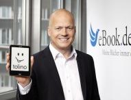 eBook.de wird Partner der tolino Allianz