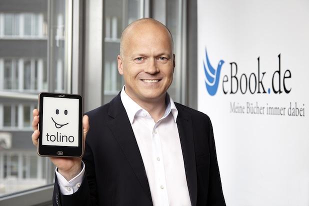 Bild von eBook.de wird Partner der tolino Allianz