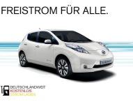 Nissan gibt starkes Bekenntnis zur Elektromobilität
