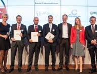 Deutscher Fairness-Preis 2014 für Continentale Krankenversicherung a.G.