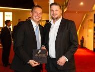 AIDA mit Deutschem Kreuzfahrtpreis 2015 ausgezeichnet