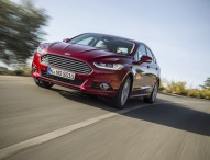 Ford Mondeo mit effizienten Motoren und dynamischem Design