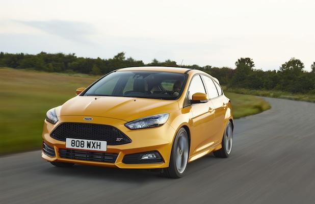Bild von Neuer Ford Focus ST begeistert mit noch mehr Fahrspaß