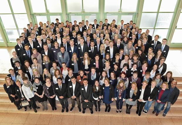 Bild von Santander verlängert Deutschlandstipendien für Studierende der HS Niederrhein