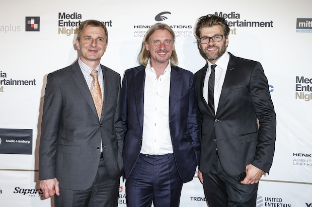 Photo of Media Entertainment Night 2014 im Hotel Atlantic Kempinski Hamburg