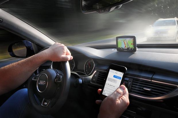 Bild von Verkehrssicherheit: Mit der App zum besseren Fahrstil