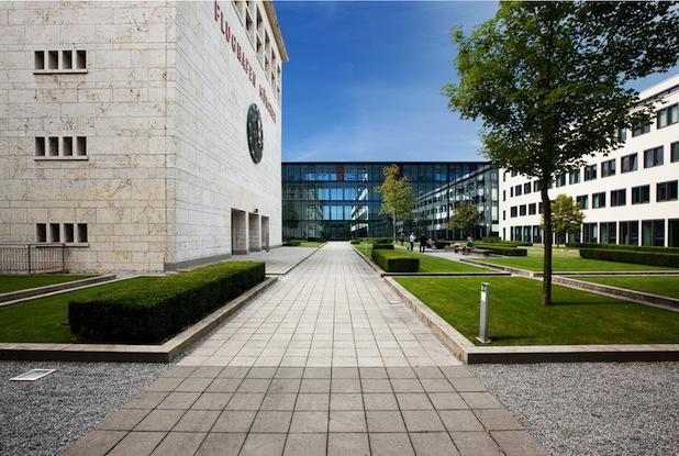 Bild von Neue Hochschule der Bayerischen Wirtschaft