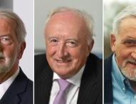DBU ehrte Ökonom Hennicke und Unternehmer Krieg