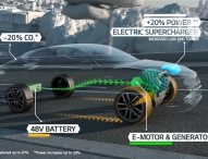 Zukunftsweisender Antrieb: Studie Kia Optima T-Hybrid