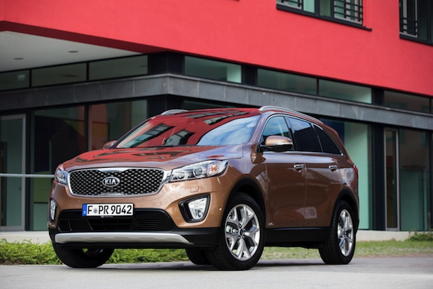 Photo of Europapremiere: Kia präsentiert in Paris neuen Sorento*