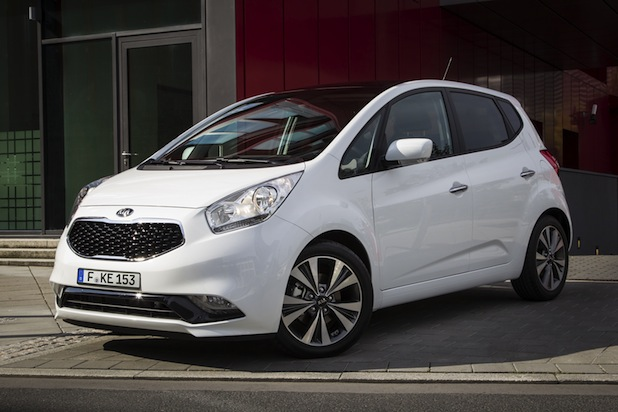Photo of Kia zeigt in Paris überarbeitete Version des Kia Venga*