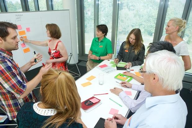 Photo of Hasso-Plattner-Institut trainiert Innovatoren