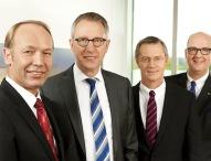 Jörg Münning übernimmt Vorstandsvorsitz der LBS West von Dr. Gerhard Schlangen