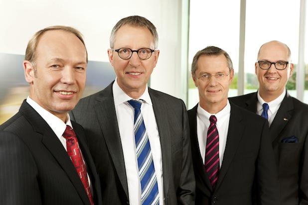 Photo of Jörg Münning übernimmt Vorstandsvorsitz der LBS West von Dr. Gerhard Schlangen