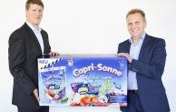 Capri-Sonne Monster-Alarm ist ein Bestseller