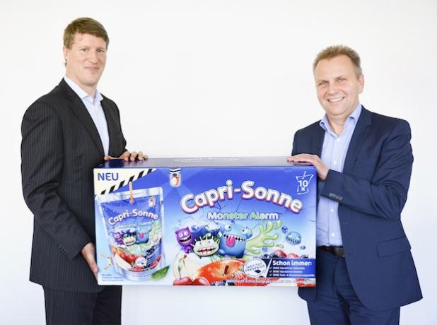 """Quellenangabe: """"obs/Capri-Sonne/Deutsche SiSi-Werke Betriebs GmbH"""""""