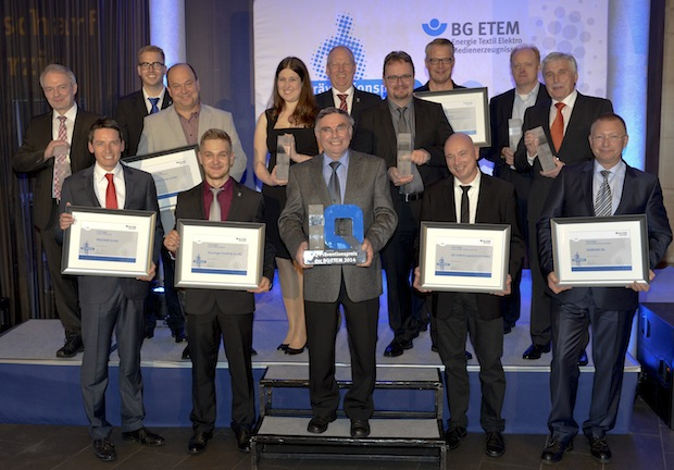 Photo of BG ETEM zeichnet Unternehmen aus