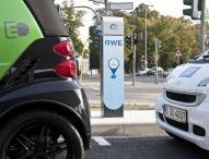 RWE Effizienz auf der eCarTec in München