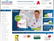 Sanicare: Marken-Relaunch erfolgreich abgeschlossen