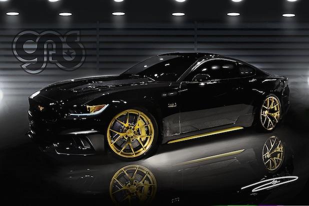 Bild von Zahlreiche Custom-Versionen debütieren auf der SEMA Show 2014 in Las Vegas