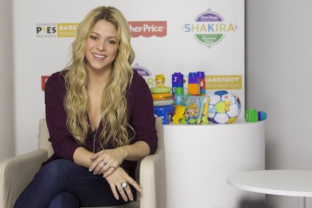 Bild von Fisher-Price startet globale Partnerschaft mit Shakira und der Barefoot Foundation