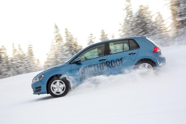 """Bild von Nokian WR ist Testsieger 2014 im """"Auto Bild"""" Winterreifen-Test"""